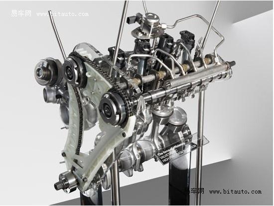 杭州宝信带您解析宝马n20涡轮增压发动机图片
