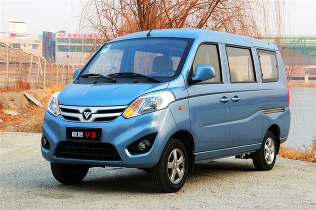近日,福田汽车官方消息称,福田伽途v3车型将于2月6日正式下线并发布.