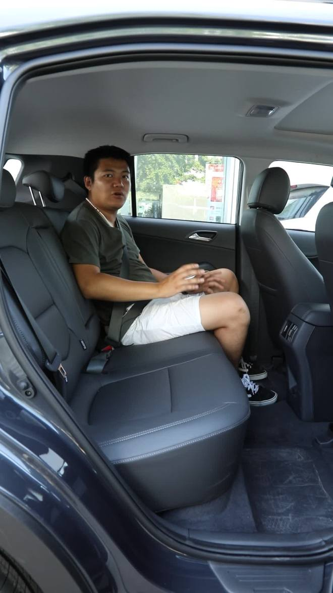 后排座椅功能