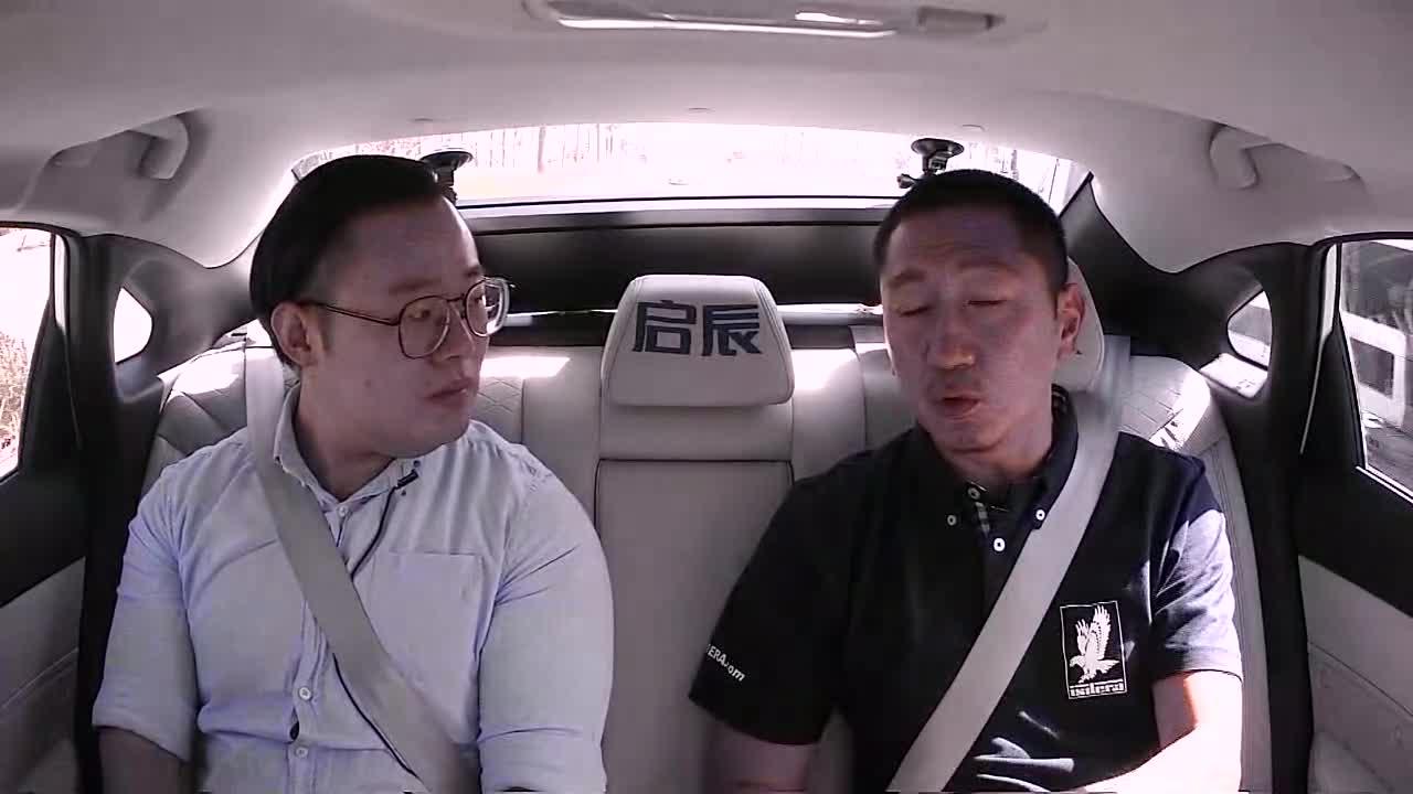 东风启辰D60十万公里品质挑战-王威