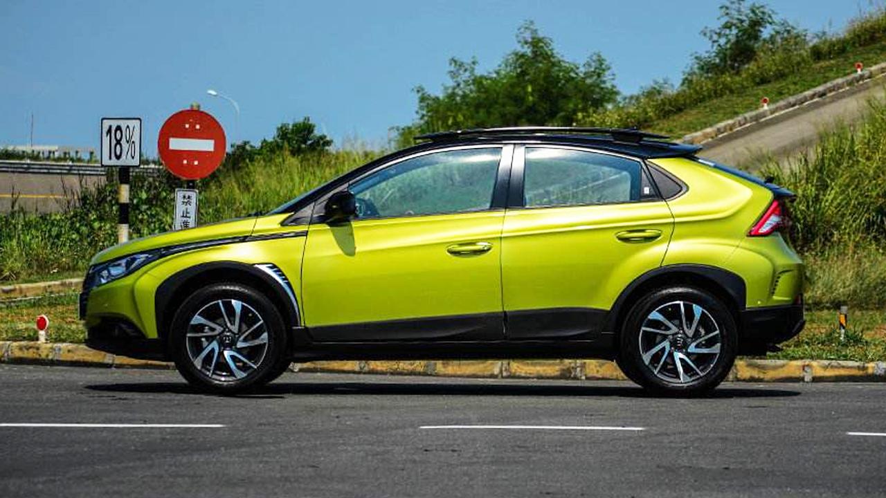纳智捷U5 SUV 造型设计年轻时尚