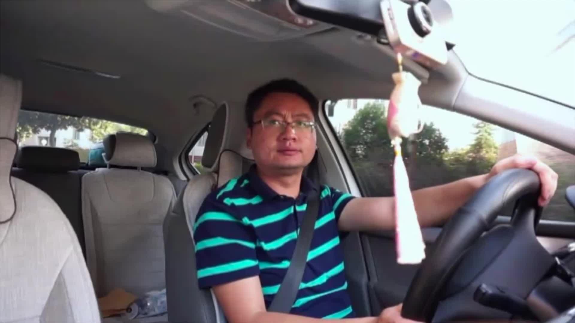 传说哥聊明锐 细致讲解用车的点点滴滴