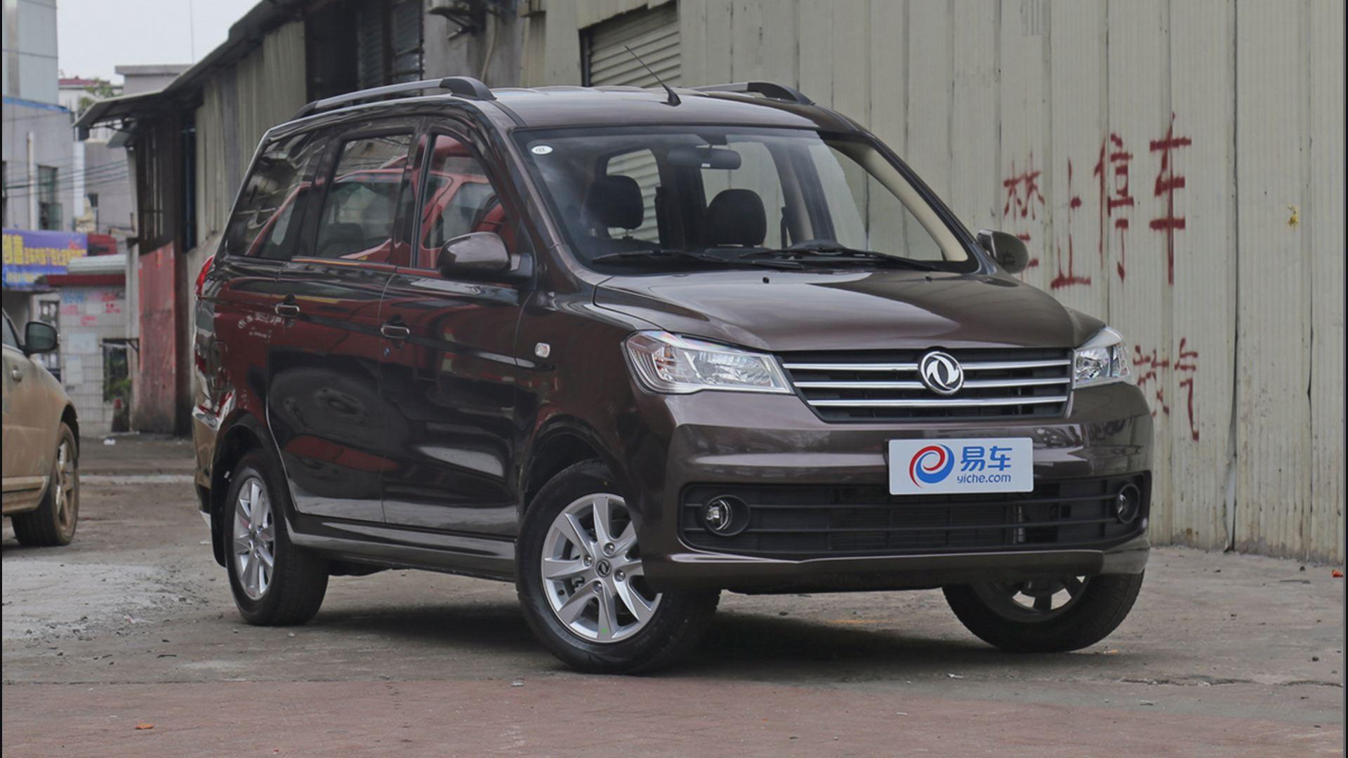 2018款 东风风光330S 1.5L 手动 舒适版