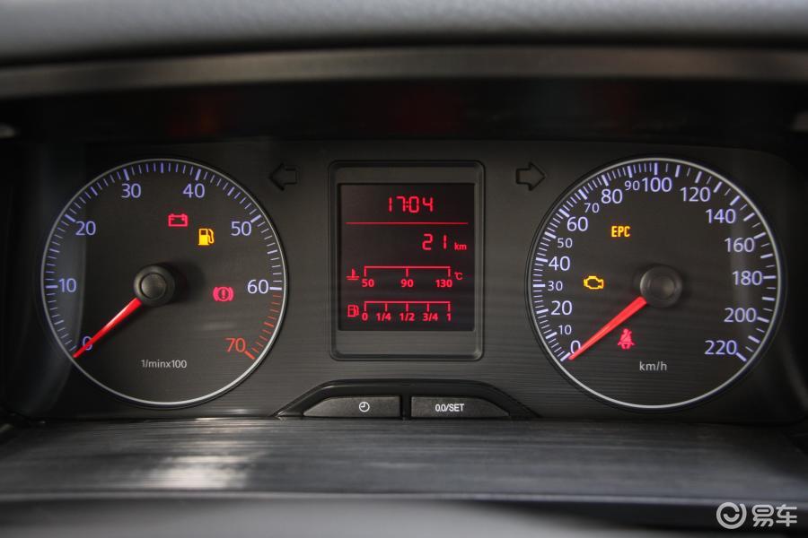 大众朗逸2013款报价_【捷达2010款前卫仪表盘汽车图片-汽车图片大全】-易车
