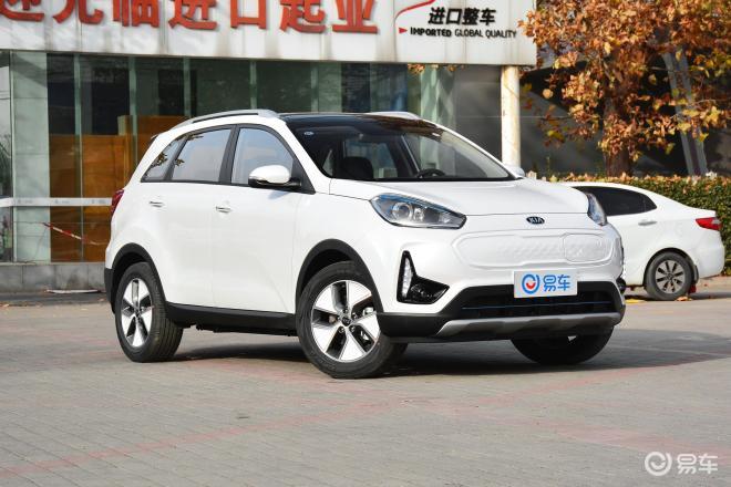 11月张家口热销中 起亚KX3 EV现金优惠高达6.3万