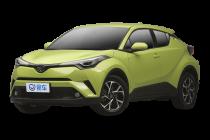 豐田C-HR汽車報價_價格